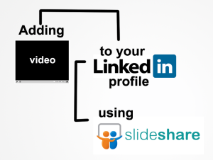 Adding-Video-to-your-LinkedIn-Profile-Using-Slideshare